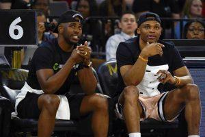 合乐VIP体育快訊-保罗与威少供同强调NBA安全开赛的重要性,球员健康应放在首位