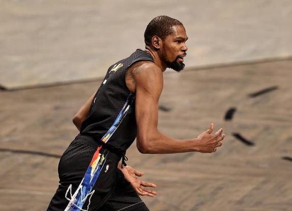 【NBA】首秀5投5中,内外开花!KD王者归来,美记:他的存在让篮网成为NBA霸主